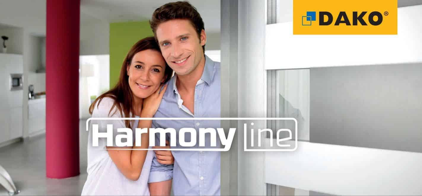 Famille Harmony Line par Dako